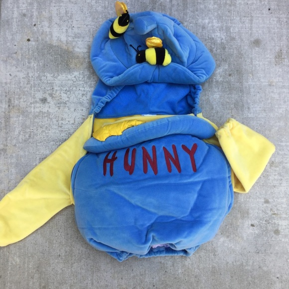 cff2fa058527 Disney Other - Winnie the Pooh honey hunny pot Costume Disney
